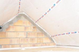 izolacja termiczna dachu dwuspadowego