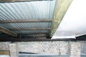 nietypowy montaż izolacji termicznej