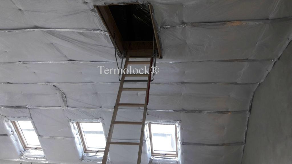 Ocieplanie stropodachu