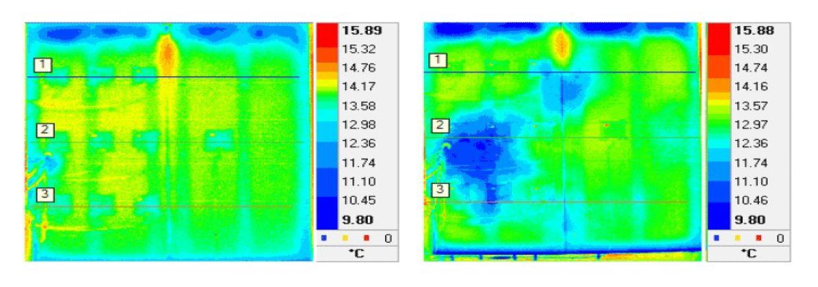 mata izolacyjna - termogramy