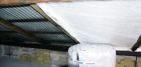 hydroizolacja dachu - zapobieganie wilgoci