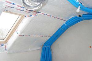 mata izolacyjna - izolacja dachu