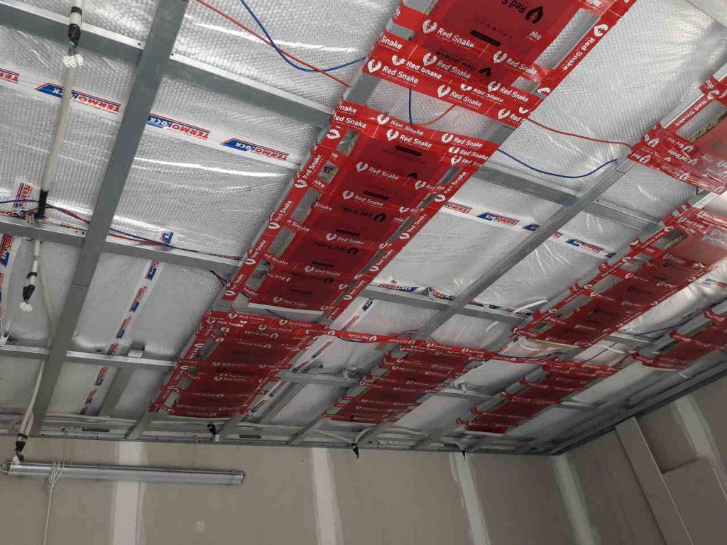 izolacja stropodachu